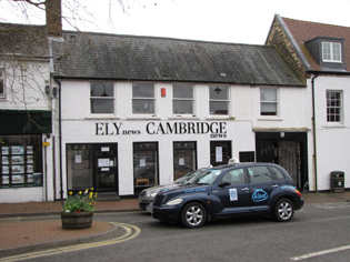 GOOD DEMAND FOR ELY RETAIL PROPERTY