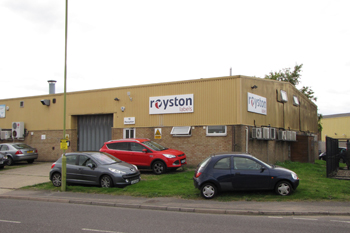 ROYSTON FIVE YEAR RELOCATION PLAN COMPLETED