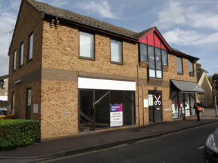 SUCCESSFULLY JUGGLING RETAIL SPACE IN SAWSTON